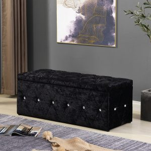 Black Blanket Box