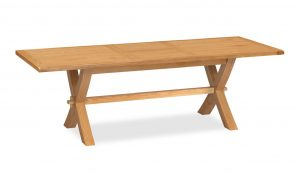 Salisbury Extending Cross Dining Table