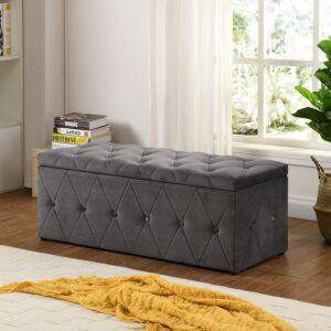 Jersey Blanket Box