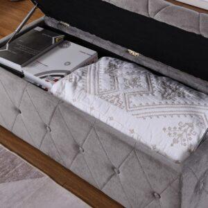Kilkenny Silver Blanket Box