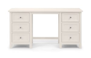 Maine Surf White Dressing Table