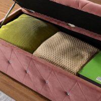 Pink Blanket Box