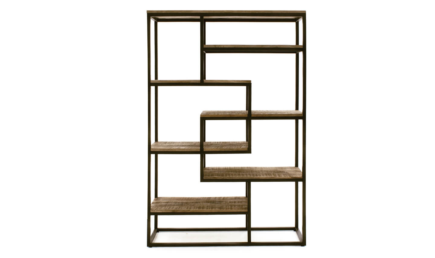Savannah Large Bookcase