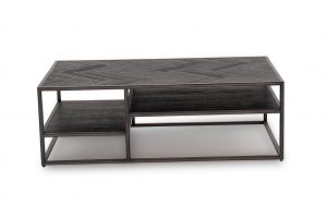 Vanya Dark Brown Coffee Table