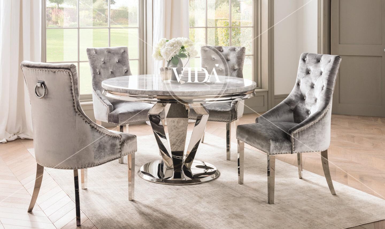 Arturo Round Dining Table