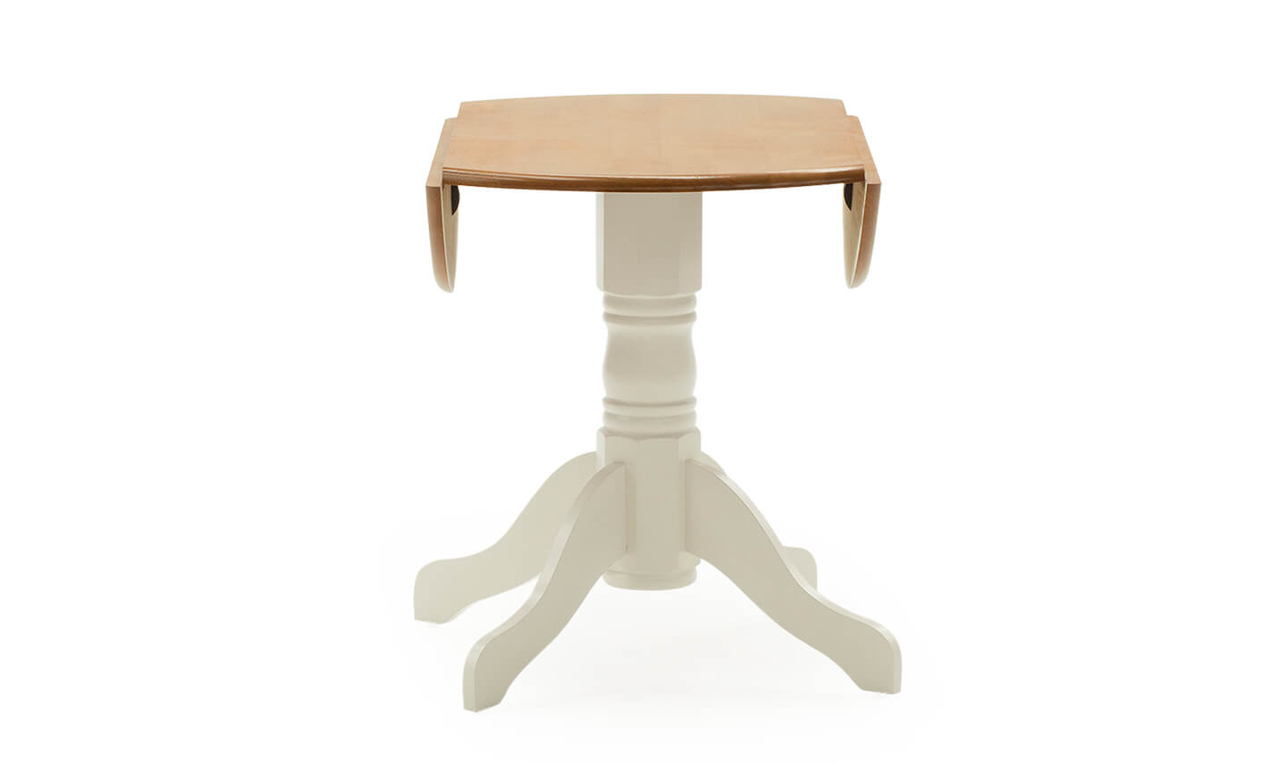 Brecon Extendng Dining Table Buttermilk