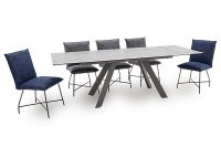 Flavia Extending Dining Table