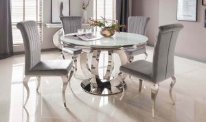 Orion Round Dining Table