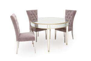 Rose Round Dining Table