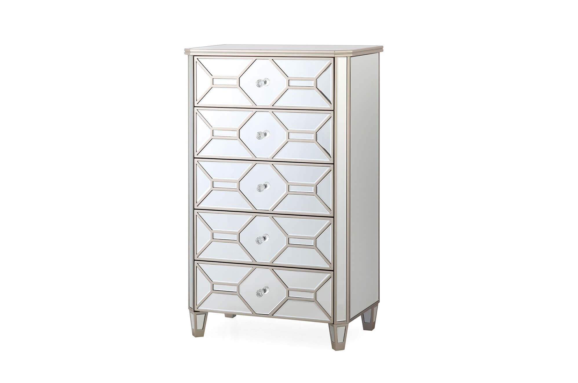 Rosa Tall Dressing Chest