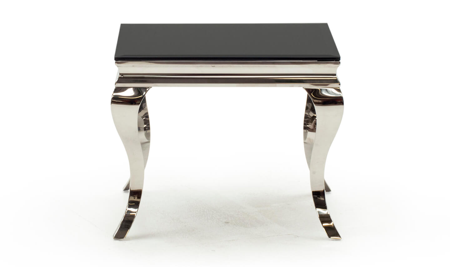 Louis Black Lamp Table