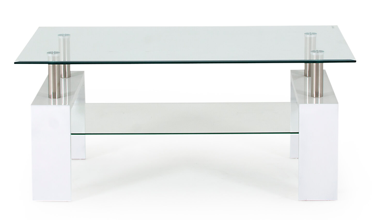 Calico Coffee Table White