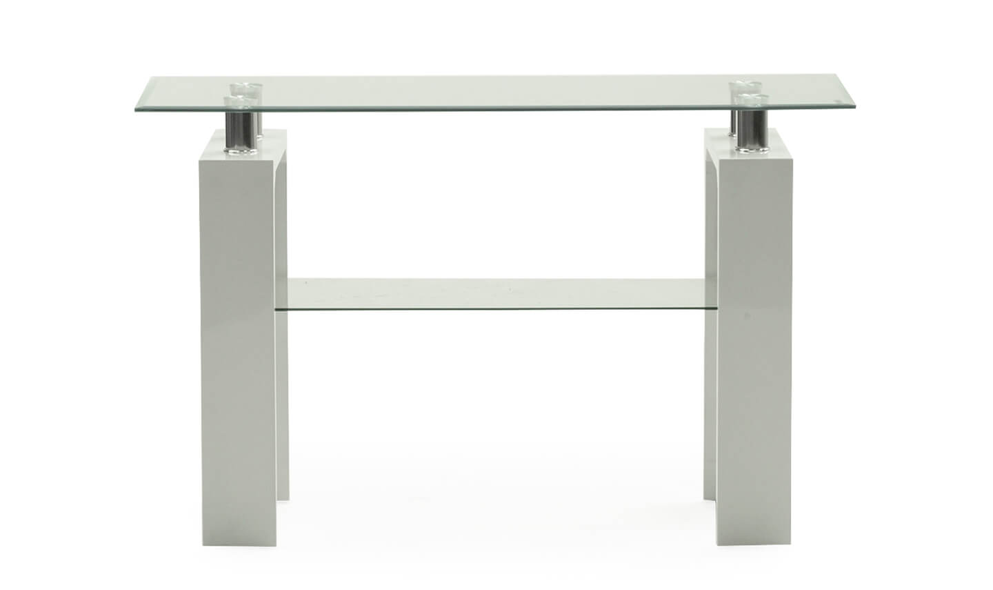 Calico Console Table White