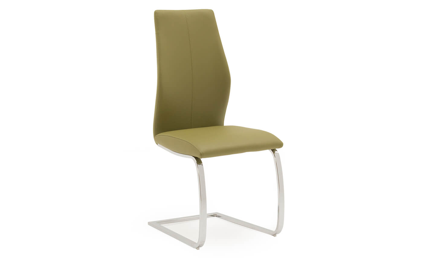 Elis Dining Chair Olive