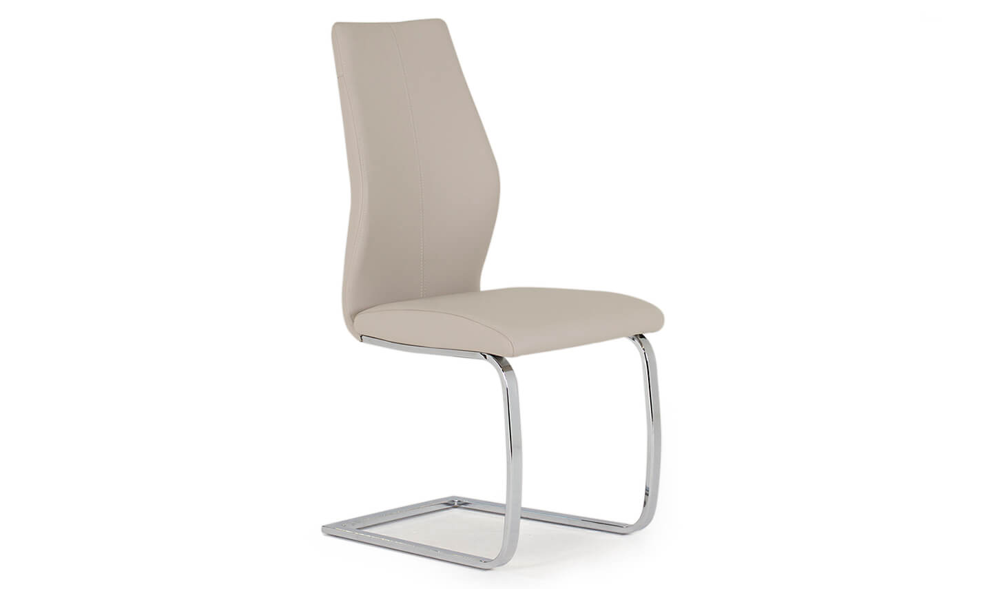 Elis Dining Chair Taupe