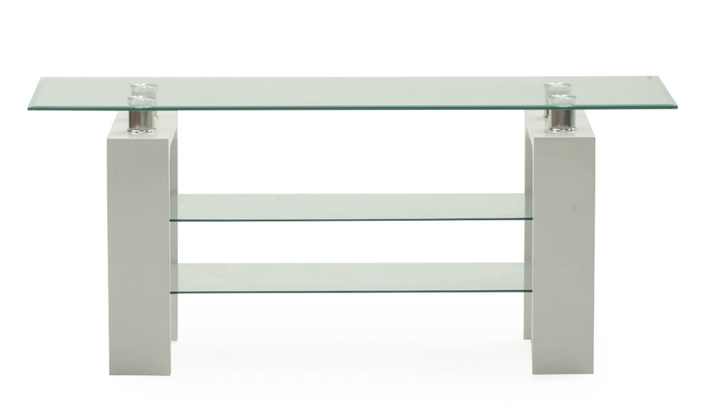 Calico TV Unit White