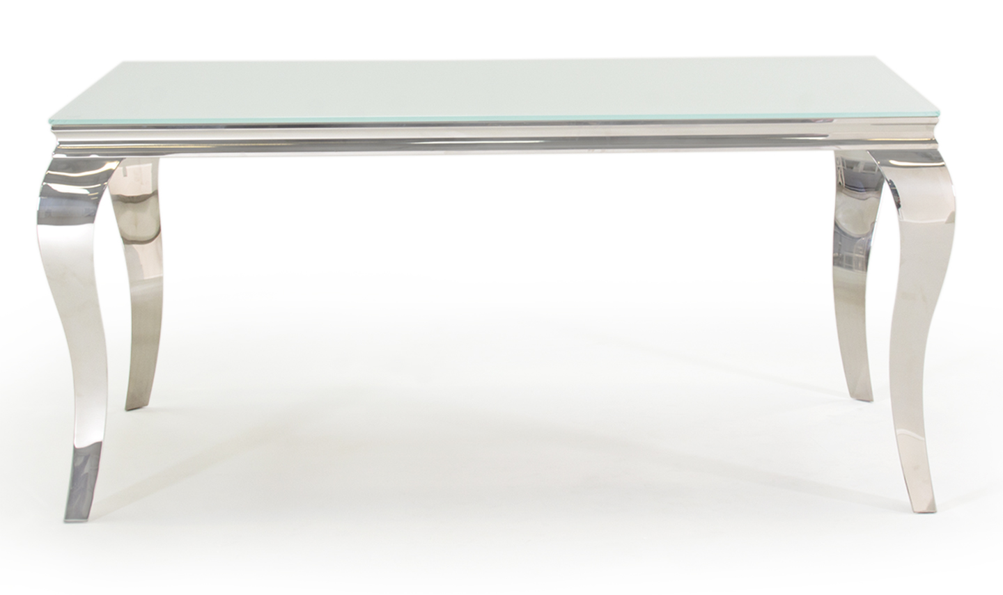 Louis White Dining Table 160cm