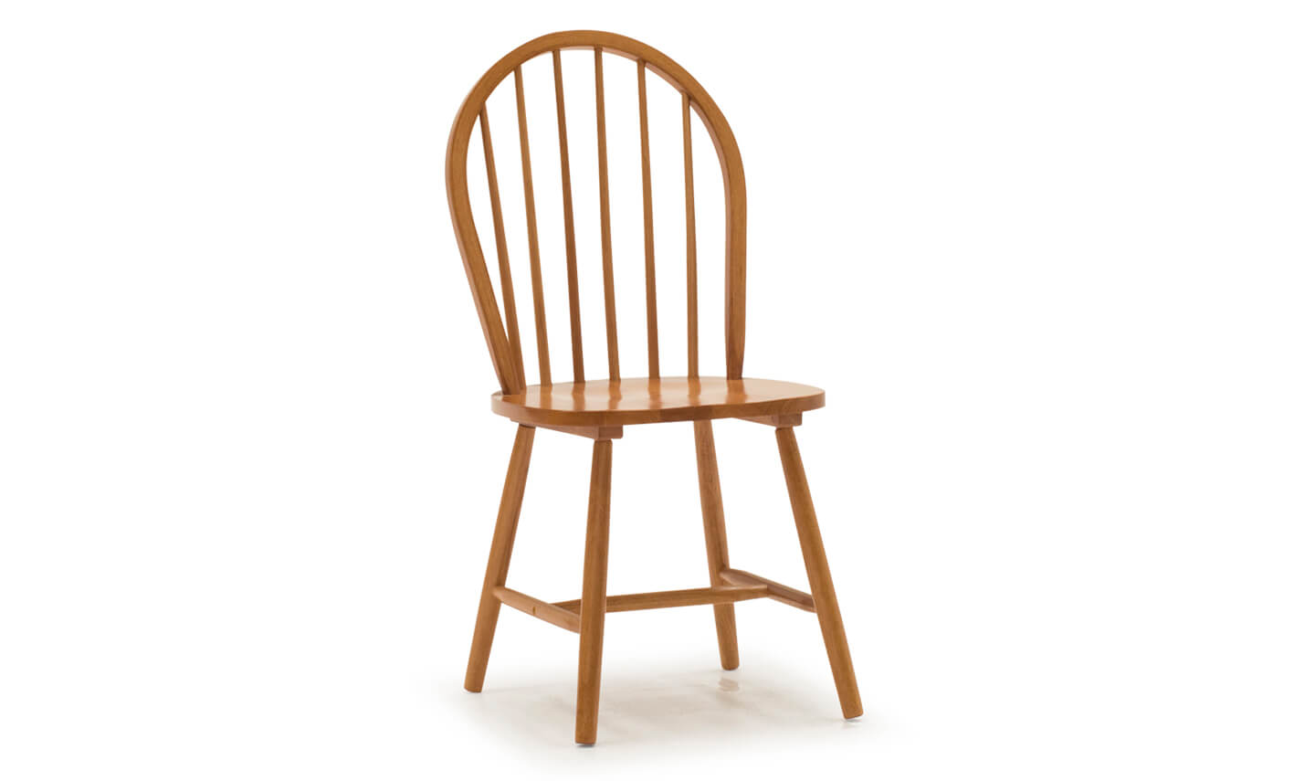 Windsor Dining Chair Honey