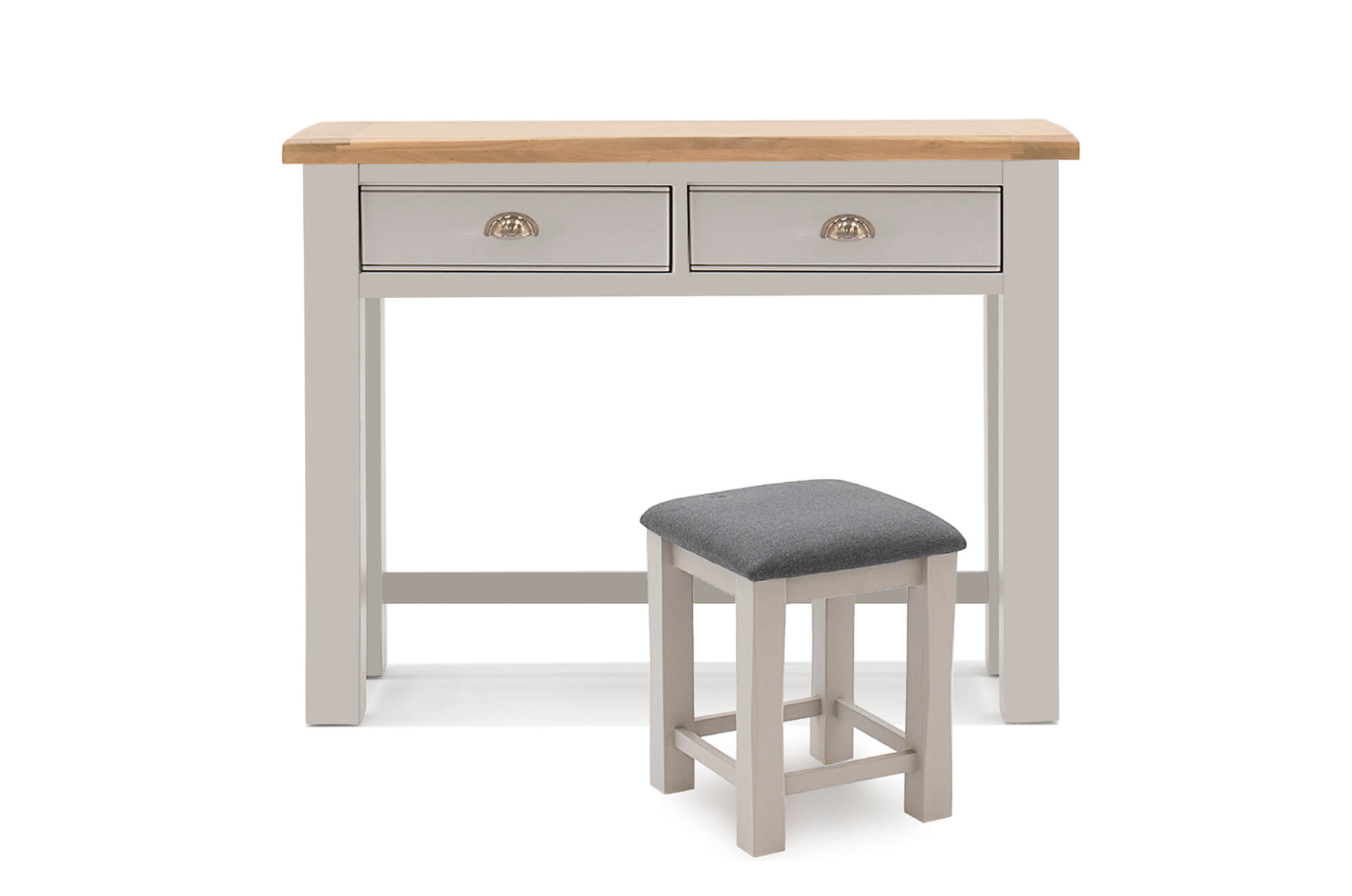 Amberly Dressing Table & Stool Set