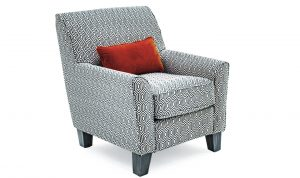 Cantrell Accent Chair Graphite