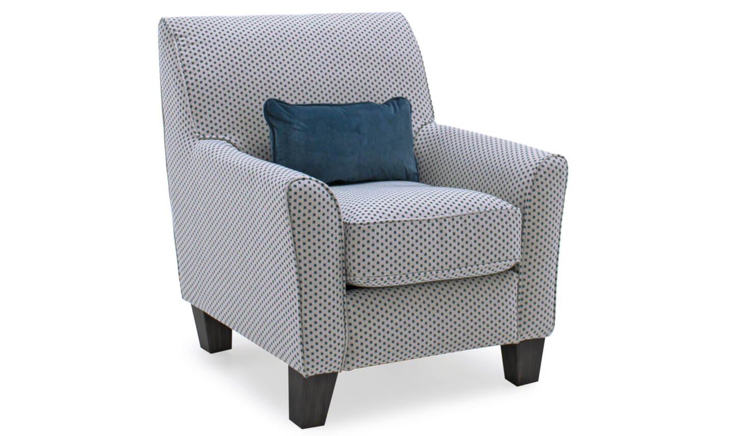 Cantrell Accent Chair Teal