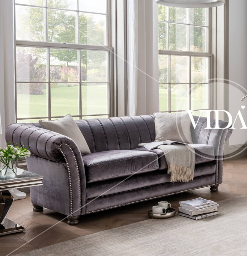 Giselle 3 Seater