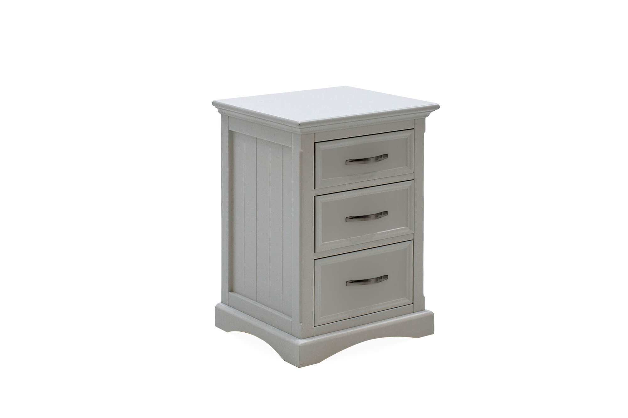 Harlow Bedside Table Grey