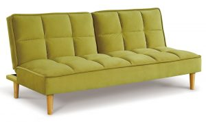 Lokken-Sofa-Bed-Green-Angle-1