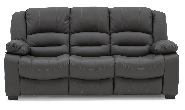 Barletto 3 Seater Grey