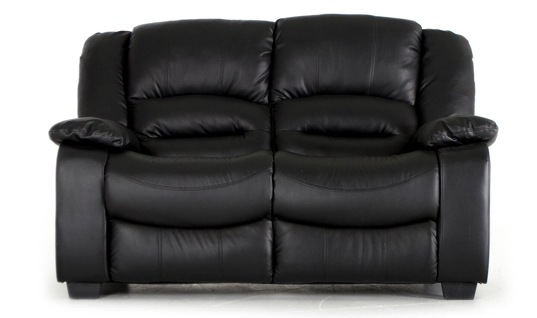 Barletto 2 Seater Black