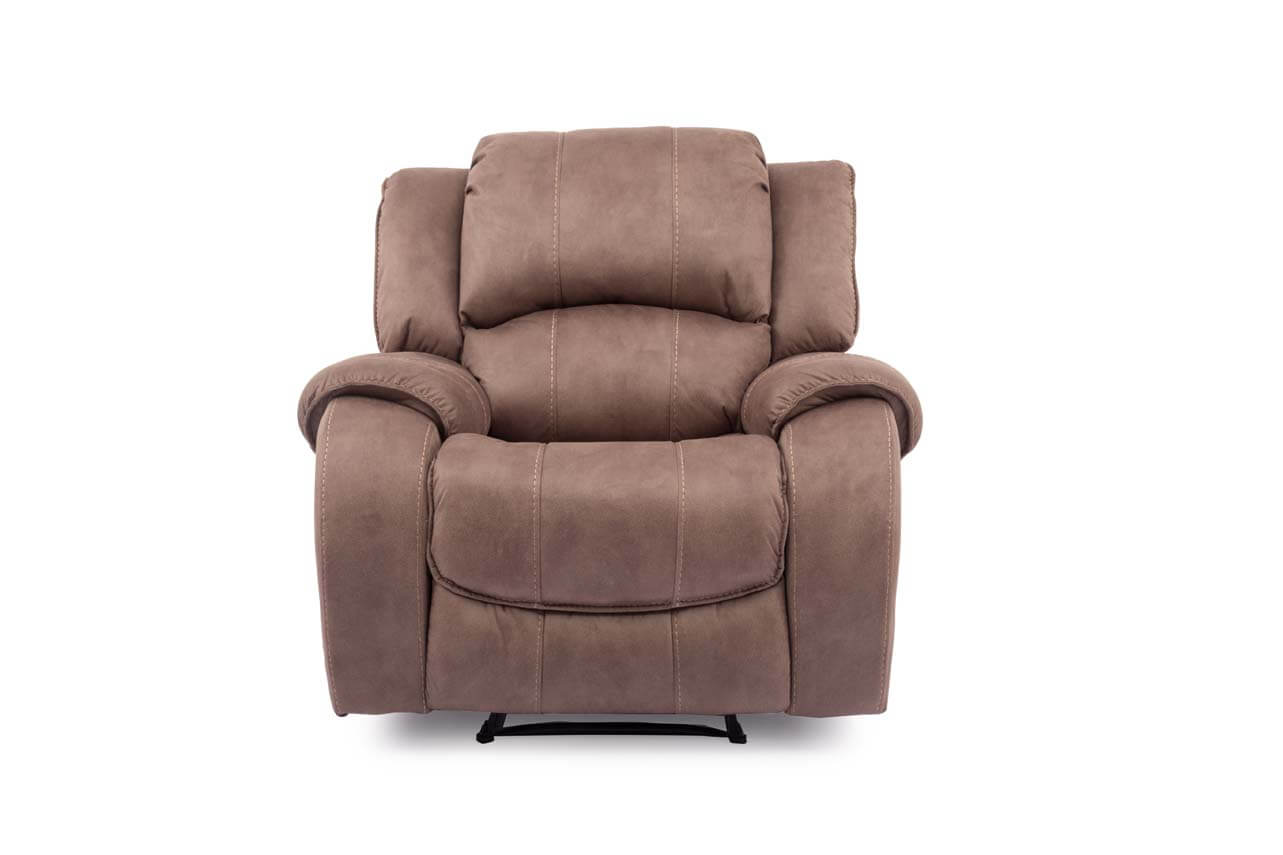 Darwin 1 Seater Recliner Biscuit