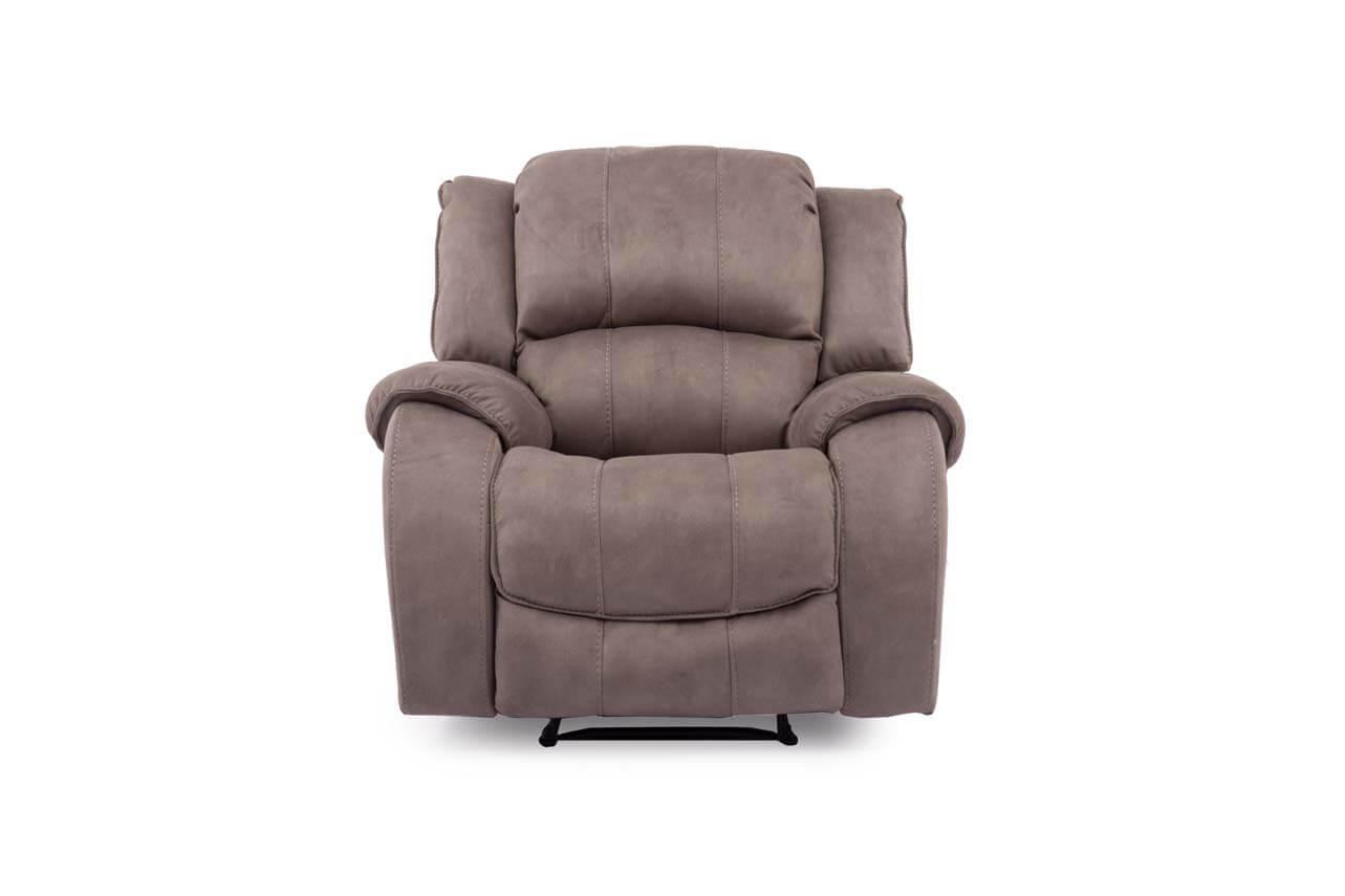 Darwin 1 Seater Recliner Smoke