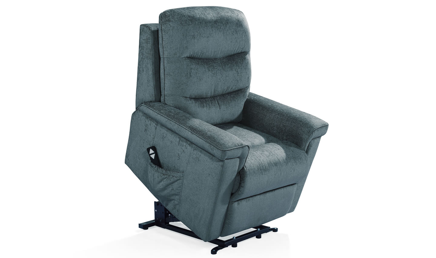 Glencoe Electric Lifet & Rise Recliner Charcoal