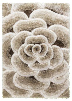 Luxues Flower Beige