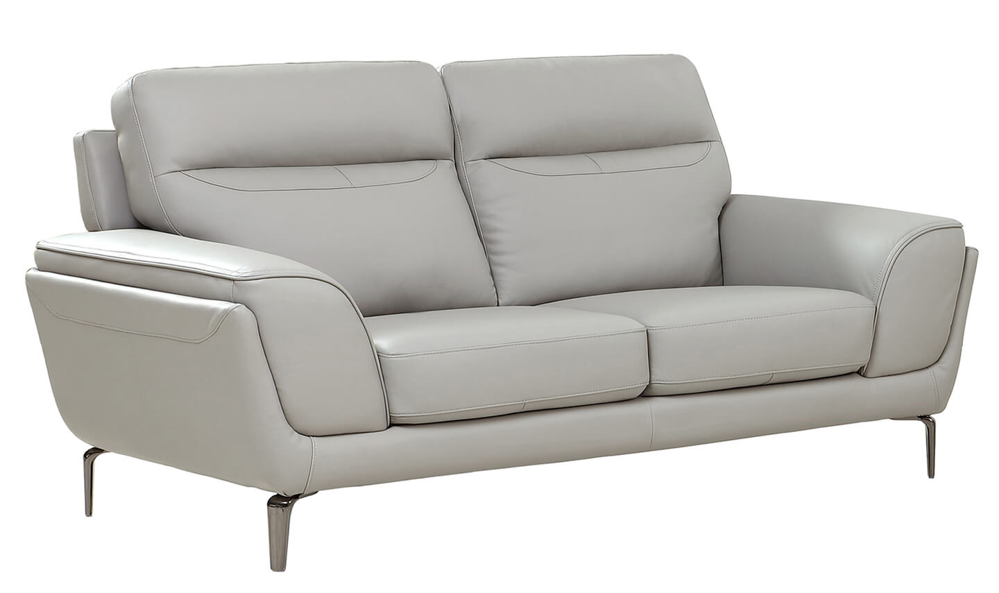 Vitalia 2 Seater Light Grey