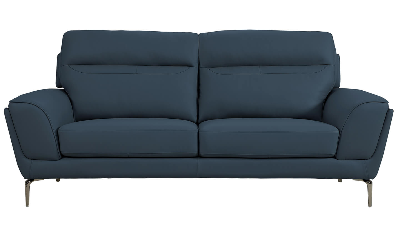 Vitalia 3 Seater Indigo