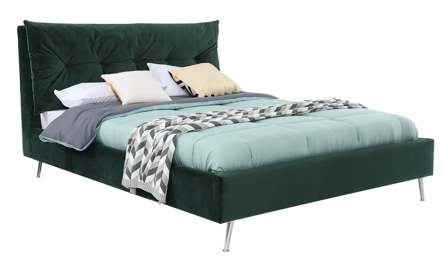 Avery 5' Bed Grey