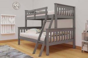 Dux Grey Bunk Bed