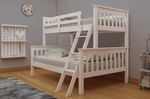 Dux Bunk Bed White