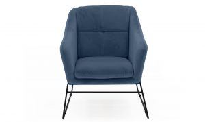 Klaus Acccent Chair Blue