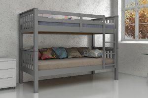 Magnus 3' Bunk Bed Grey
