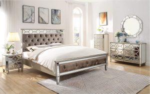 Rosa 4'6 Bed