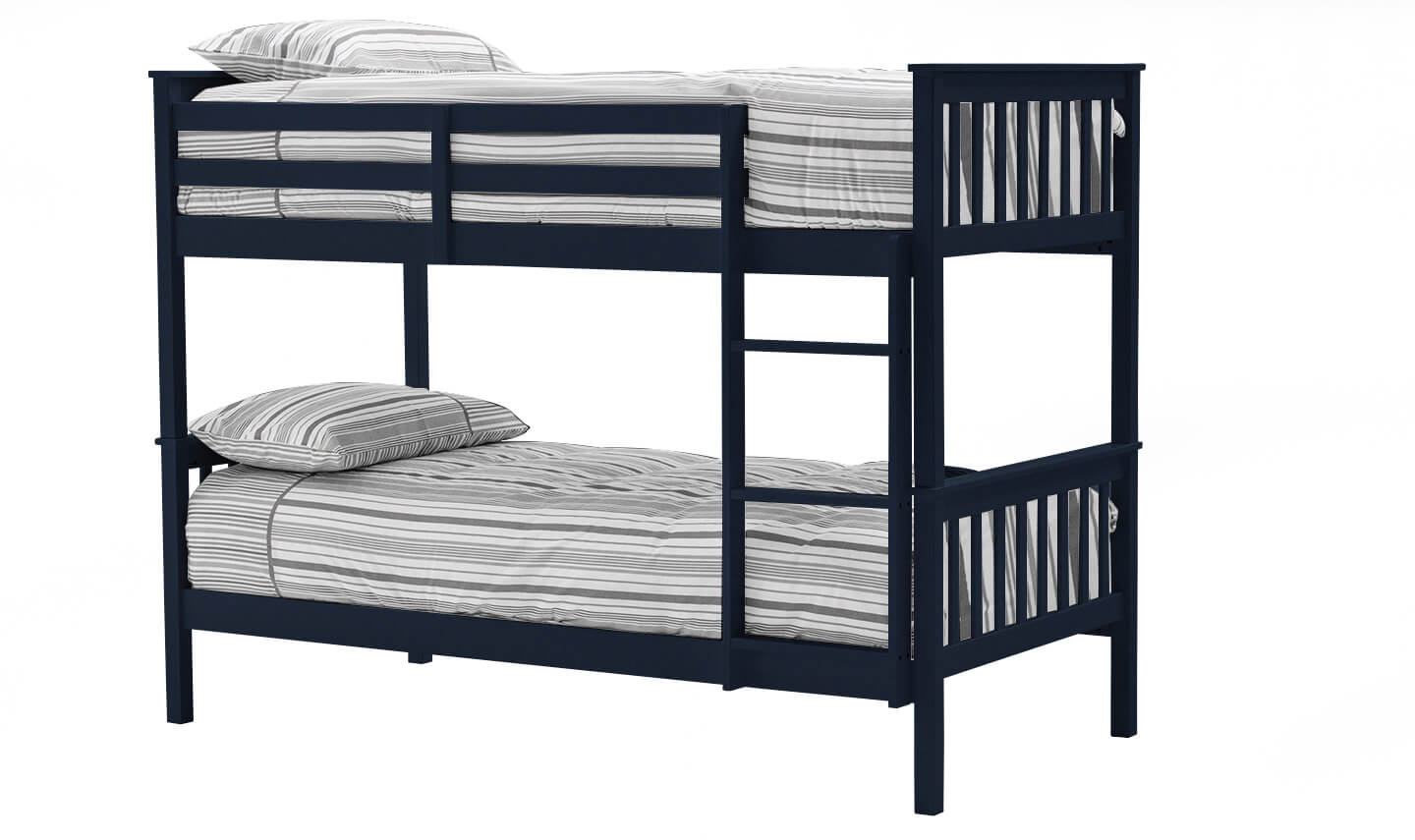 Salix Bunk Bed 3' & 3' Blue