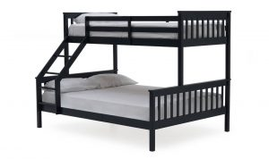 Salix Bunk Bed 3' & 4'6 Blue