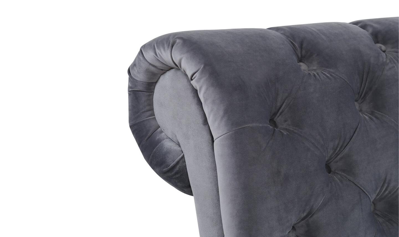 Sloane 6' Bed Grey
