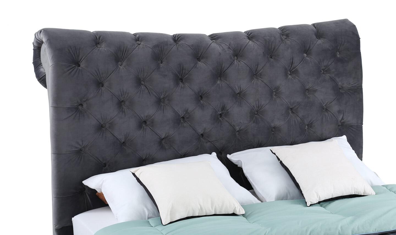Sloane 5' Bed Grey