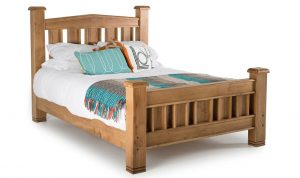 York 5' Bed