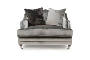 Belvedere Snuggle Pewter