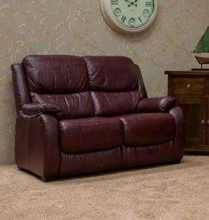 Parker 2 Seater Fixed Sofa