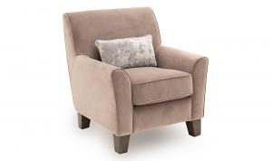 Cantrell Accent Chair Taupe